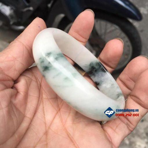 Vòng tay phong thủy đá Cẩm thạch