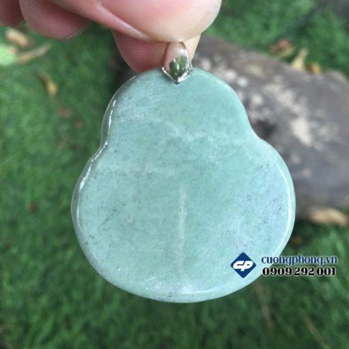 Mặt phật Di lặc đá cẩm thạch A1258