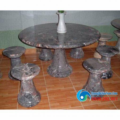 Bộ bàn ghế Đá marble