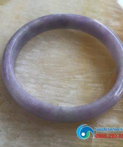 Vòng tay đá Cẩm thạch tím