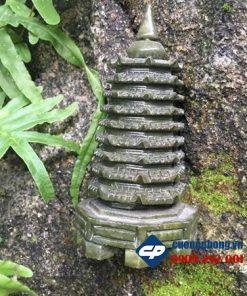 Tháp Văn Xương 9 tầng đá Ngọc Văn Chấn