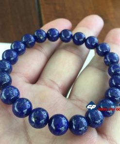 Lắc tay, chuỗi hạt đá Lapis Lazuli hạt 8li L159