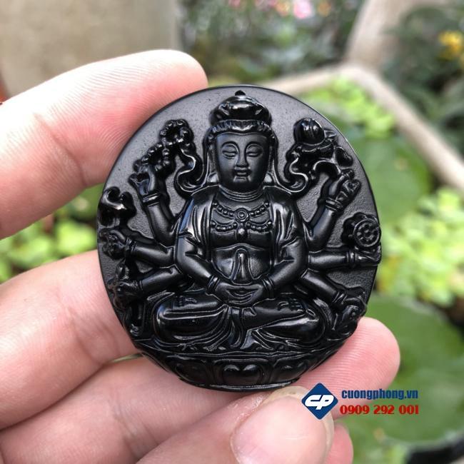 Phật bản nệnh thiên thù thiên nhãn