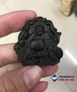 Mặt di lặc trầm hương indo-r252