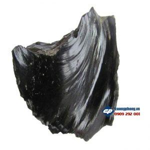 M343-mat-day-duc-chua-giesu-mu-dinh-da-obsidian-size-nho