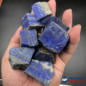 Đá Lapis Lazuli thô tại Điêu Khắc Mỹ Nghệ Cường Phong
