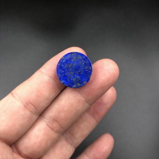 Mặt Phật A Di Đà đá Lapis Lazuli size nhỏ CP354