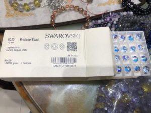 pha lê Swarovski được chúng tôi nhập trực tiếp nguyên hộp từ Áo