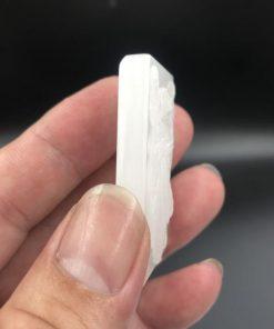 Mặt dây chuyền Chúa thăng thiên về trời đá trắng Onyx Pakistan CP675