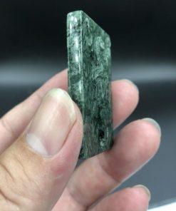 Mặt dây chuyền chúa thăng thiên Giêsu về trời đá Serpentine Cp676